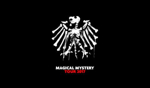 Magical Mystery Tour 2017 Die Toten Hosen