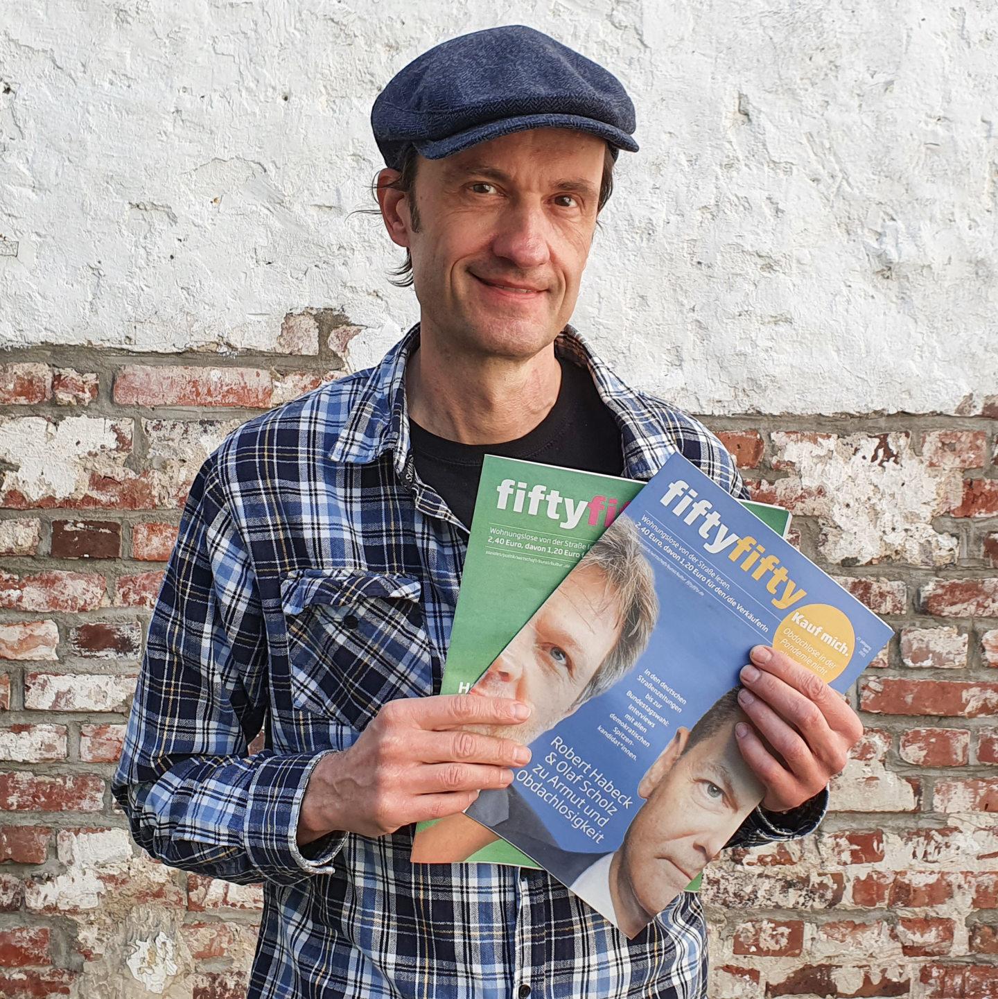 Digital-Soli-Abo: Straßenmagazin fiftyfifty in Gefahr ...