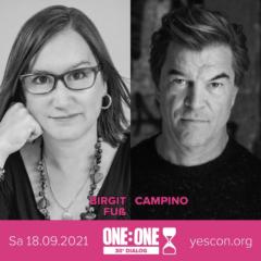 Campino im Dialog auf der YES!CON