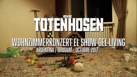 LOS HOSEN TOCANDO PARA VOS Die Toten Hosen