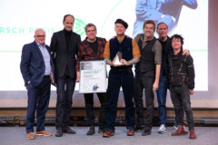 DFB verleiht Julius Hirsch-Preis an die Toten Hosen