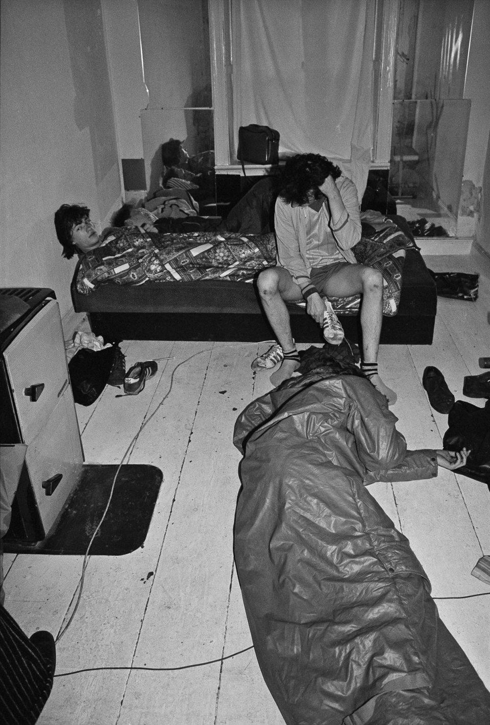 die 80er jahre die toten hosen. Black Bedroom Furniture Sets. Home Design Ideas
