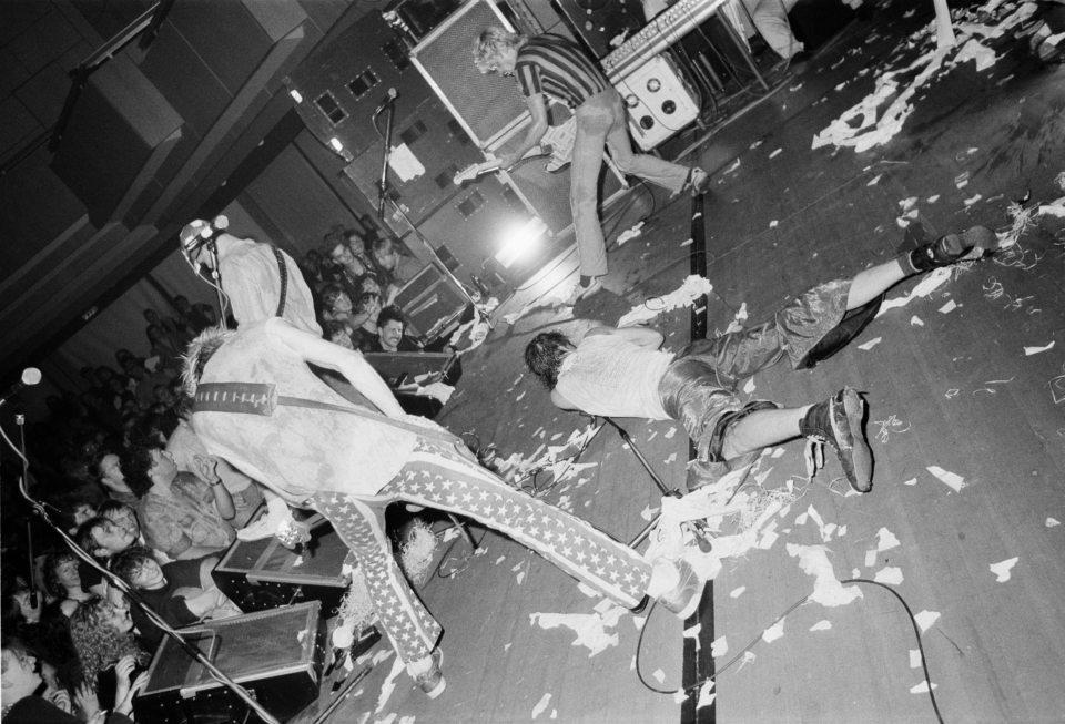 Bildergebnis für die toten hosen 80er